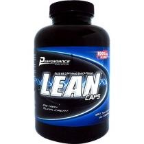 Lean Caps 180 Cápsulas - Óleo de Cártamo - Performance Nutrition