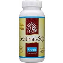 Lecitina de Soja 60 Cápsulas - Stem Pharmaceutical
