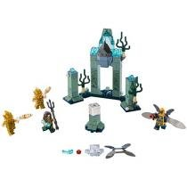 LEGO DC Comics Super Heroes Justice League - Battle of Atlantis 197 Peças 76085