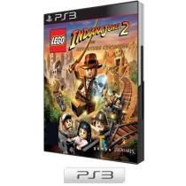 LEGO Indiana Jones 2: The Adventure Continues - para PS3 - LucasArts