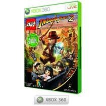 LEGO Indiana Jones 2: The Adventure Continues - para Xbox 360 - LucasArts