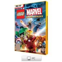 Lego Marvel Super Heroes para PC - WB Games