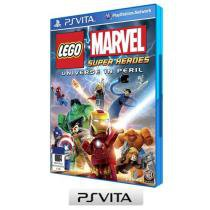 Lego Marvel Super Heroes para PS Vita - Warner
