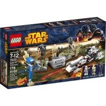 LEGO Star Wars Battle on Saleucami - 178 Peças 75037