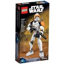 LEGO Star Wars Constraction Comander Cody - 82 Peças 75108