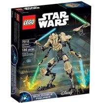 LEGO Star Wars Constraction General Grevious - 186 Peças 75112
