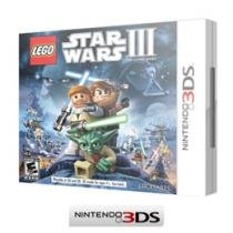LEGO Star Wars III: The Clone Wars p/ Nintendo 3DS