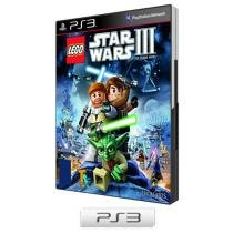 LEGO Star Wars III: The Clone Wars para PS3 - Disney