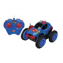 Liga da Justiça Carro Turning Action Superman - Candide - Candide