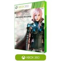 Lightning Returns: Final Fantasy XIII - para Xbox 360 - Square Enix