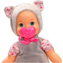 Little Mommy Fantasias Fofinhas Gatinho - Mattel - Little Mommy
