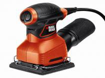 Lixadeira Orbital 1/4 Lixa 180 Watts - Black&Decker QS800