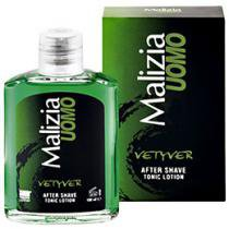 Loção Pós-Barba Vetyver After Shave 100 ml - Malizia