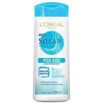 Loção Solar Expertise Pós Sol Icy Hidration 120ml - L?oréal Paris