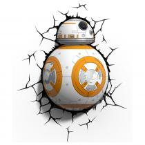 Luminária BB-8 - 3D Light FX - 3D Light FX