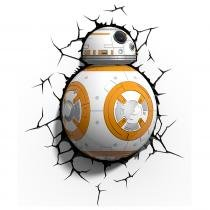 Luminária BB-8 - 3D Light FX -