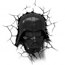 Luminária Darth Vader - 3D Light FX -