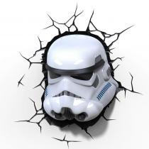 Luminária Stormtrooper - 3D Light FX - 3D Light FX