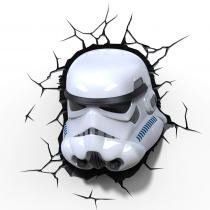 Luminária Stormtrooper - 3D Light FX -