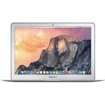 MacBook Air LED 13,3 Apple MacBook Air MJVE2BZ/A - Prata Intel Core i5 4GB 128GB OS X Yosemite