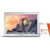 MacBook Air LED 13,3 Apple MJVG2BZ/A Prata - Intel Core i5 4GB 256GB + Pacote Office 365