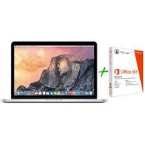 MacBook Pro Apple MF839BZ/A Proc. Intel Core i5 - 8GB 128GB LED 13,3 + Pacote Office 365 Personal