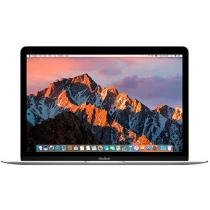 Macbook Retina LED 12 Apple MNYH2BZ/A - Prata Intel Dual Core 8GB macOS Sierra