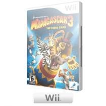 Madagascar 3: The Video Game p/ Nintendo Wii