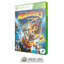 Madagascar 3: The Video Game p/ Xbox 360