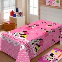Manta Infantil Disney Soft Minnie Gracinha - Jolitex -
