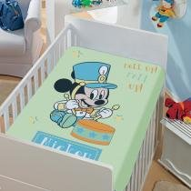 Manta Microfibra Disney Mickey Roll Up - Jolitex -