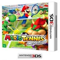 Mario Tennis Open p/ Nintendo 3DS