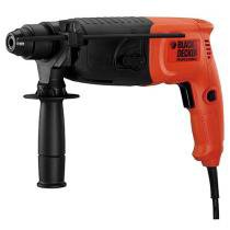 Martelete Perfurador Black&Decker 620W - SDS Plus KD620K