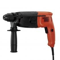 Martelete Perfurador e Rompedor 620 Watts - Black and Decker -