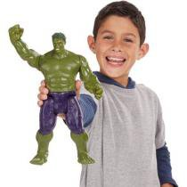 Marvel Avengers Age Of Ultron - Titan Heroes Tech Hulk - Hasbro