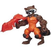 Marvel Super Hero Mashers - Rocket Raccoon - Hasbro