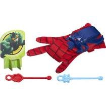 Marvel Ultimate Spider Man Lança Teias - Hasbro
