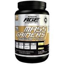 Mass Gainers 4400 1,5Kg - Nutrilatina Age