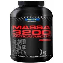 Massa 3200 Anticatabolic Chocolate 3Kg