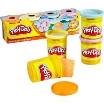 Massinha de Modelar Play-Doh 4 Potes