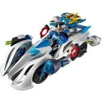 Max Steel - Connect Tek Veículo Transformador - Mattel