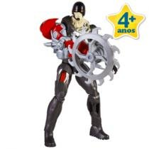 Max Steel Moto de Ataque Makino