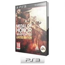 Medal of Honor Warfighter Edição Limitada p/ PS3
