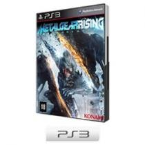 Metal Gear Rising: Revengeance com DLC para PS3