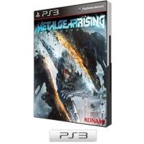 Metal Gear Rising: Revengeance p/ PS3 - Konami