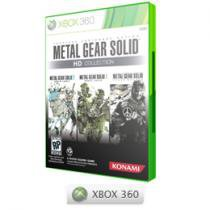 Metal Gear Solid HD Collection p/ Xbox 360 - Konami