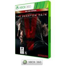 Metal Gear Solid V: The Phantom Pain - Day One Edition para Xbox 360 - Konami