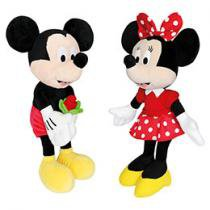 Mickey e Minnie Apaixonados