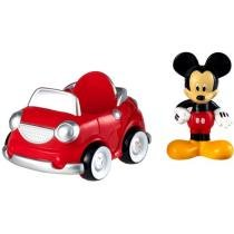 Mickey Mouse Clubhouse - Mickey com Veículo - Fisher-Price
