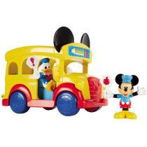 Mickey Mouse Clubhouse Ônibus Escolar - Fisher-Price